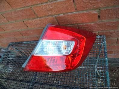 Honda Civic Sedan spares