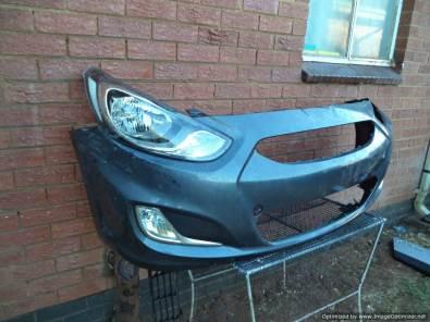 Hyundai Accent spares