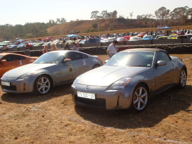 2006 Nissan 350Z Convertable Stripping for Spares | Junk Mail