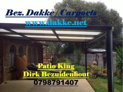 Roof sheet & Carports