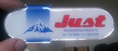 Dome sticker Manufacture