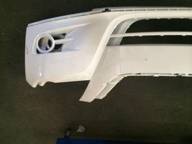Vw tiquan front bumper