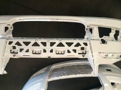 Vw touran front bumper
