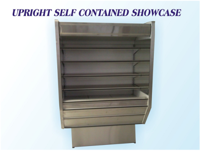 Dairy self contained