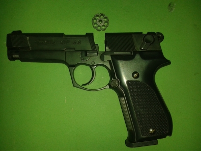 Walther CP88 CO2 air-pistol   Junk Mail