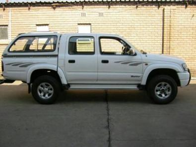 2002 Toyota Hilux 3 0 Kzte 4x4 D C Junk Mail