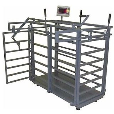 Micro T7E Sheep/Pig Scale /Cage /Crate with gates