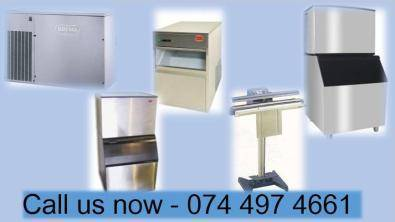 Start an ice selling venture ice machines for sale