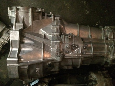 Audi A4/A5 8 Speed auto gearbox