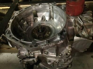 Audi/Vw 2.0 fsi auto gearbox