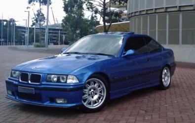 1996 BMW M3 Coupe German Spec | Junk Mail