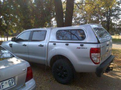 Secondhand canopy for sale for Toyota Isuzu Ford M