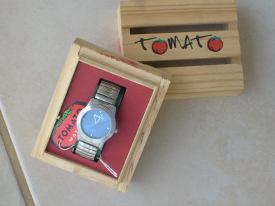 TOMATO WATCH BRAND NEW