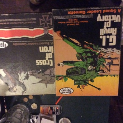 Avalon Hill Squad Leader and expansions for sale