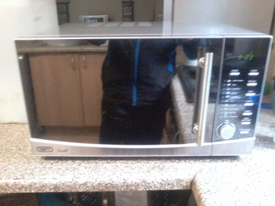 Defy Grill Microwave Oven Junk Mail