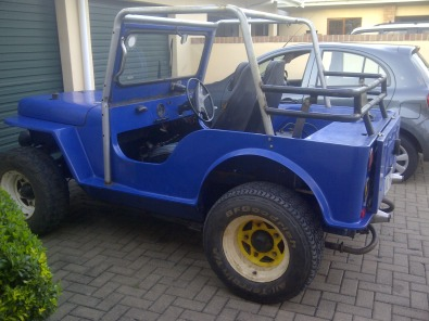 Jeep Beach Buggy