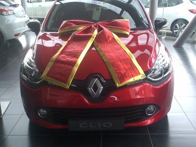 Brand New 2015 Renault Clio At Last Year S Price Junk Mail