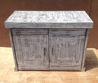 Kitchen Cupboard Base unit Farmhouse series 1150 (Shabby Chic)