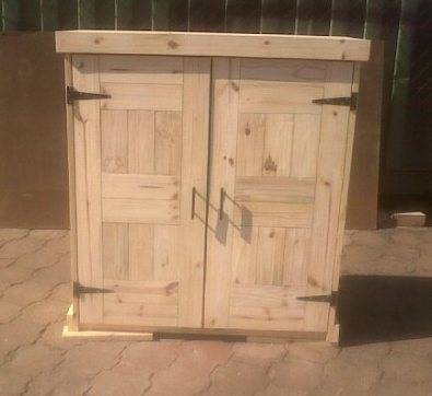 Kitchen Cupboard Farmhouse series Free standing 1200