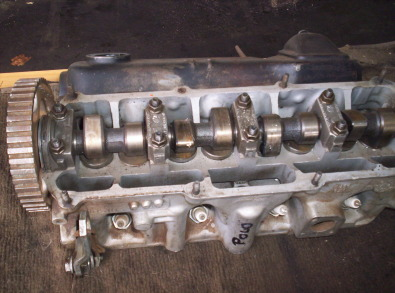 polo  / golf 1,6L cylinder head
