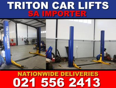 New car lifts for sale, buy direct/ SA Importer