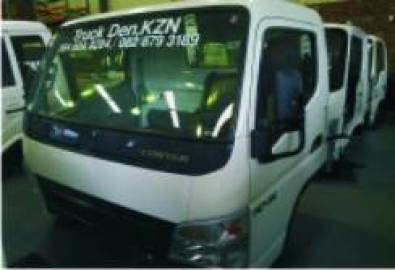 NEW CANTER/FUSO 7-13