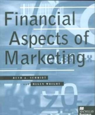 Used, Financial Aspects of Marketing Textbook for Sale! for sale  Amanzimtoti