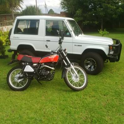 Pajero 2 5 Diesel Turbo 4X4 & 250cc Motorcycle | Junk Mail