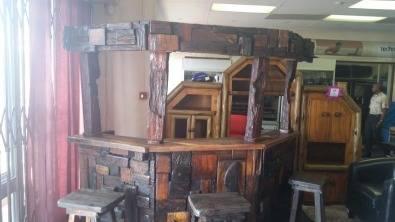 Sleeper Wood Bar For Sale Centurion Bar Furniture Junk Mail Classifieds
