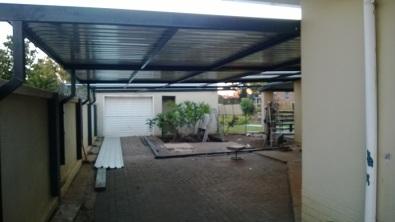 Carports Patio dakke / roof