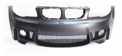 Bmw E87 1 series 1M Front bumper