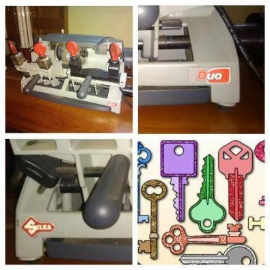 Silca Duo Key Cutting Machine | Junk Mail