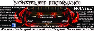 Jeep,Chrysler & Dodg