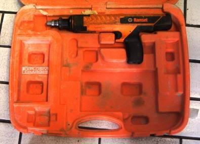 Ramset Nail Gun S016
