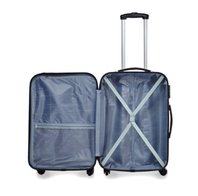 4 Piece ABS Trolley Luggage Bag Set , with Lock