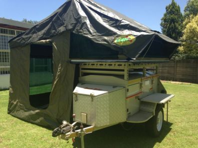 Venter Bush Baby with Echo 4x4 Tent & Venter Bush Baby with Echo 4x4 Tent | Junk Mail