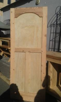 Custom  made Oregon furniture and Doors for