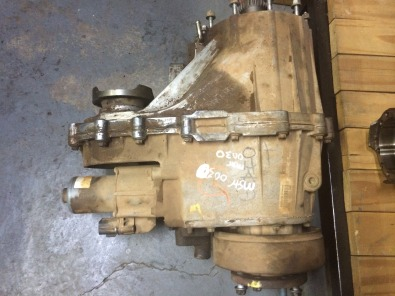 Jeep Commander 3.0 CRD Transfer case