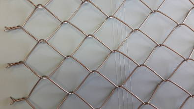 DIAMOND MESH - GALVANISED