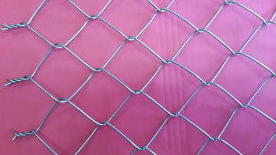 75x2x1800mm x 30m GALVANISED DIAMOND MESH