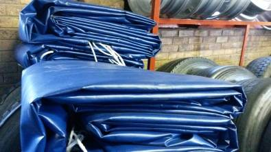 TRUCK TARPAULINS FOR SALE..