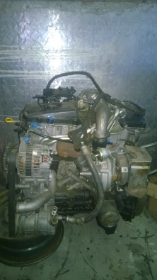 ZD30 ENGINE AND WIRING HARNESS WITH COMPUTOR BOX | Junk Mail