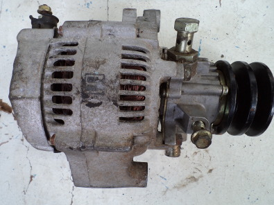 toyota kzte alternator