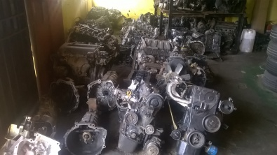 Second hand BMW N63 engine for sale