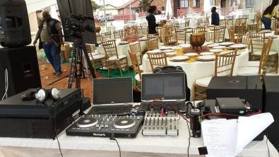 Year end Party DJ and Emcee Rekesa Events