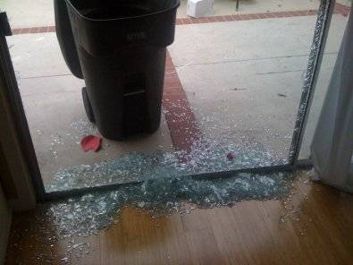 Emergency glass replacement in East Rand
