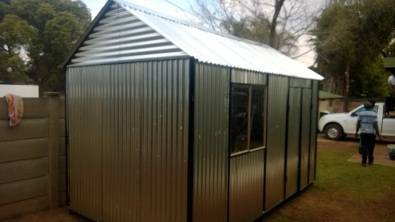 Good quality garden sheds