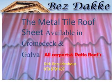 Tile Roofs at best prices