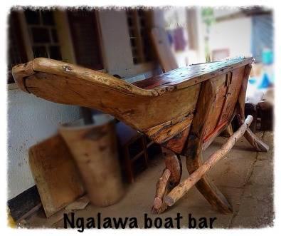 Dhow Boat Bar Furniture