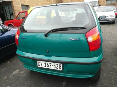 2004 FIAT PALIO  1.2